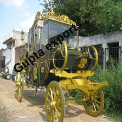 FULLY AIR CONDITION HORSE CARRIAGE