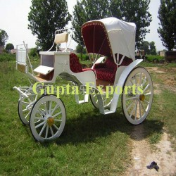 PRESIDENT HORSE CARRIAGE