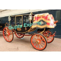 DECENT ENGLISH HORSE CARRIAGE