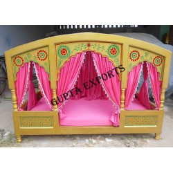 DOUBLE SHADE WEDDING DOLI