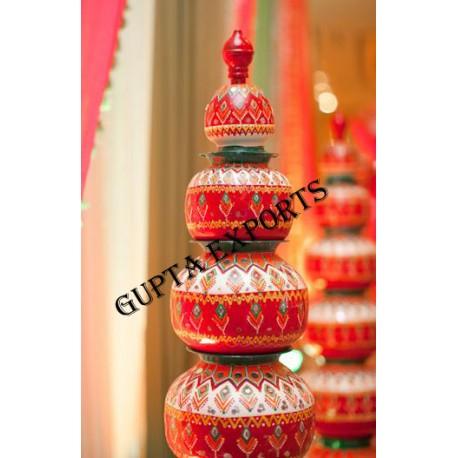 Rajasthani Decorative Pot Manufacture In India