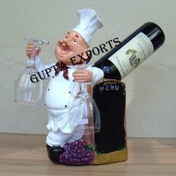 CHEF WITH BOTTAL