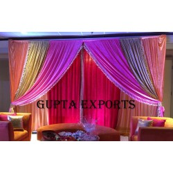 MEHNDI STAGE BACKDROPS