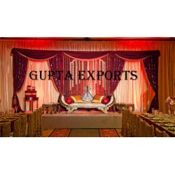 RING CEREMONY STAGE BACKDROPS